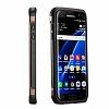 Eiroo Army Samsung Galaxy S7 Edge Ultra Koruma Kahverengi Kılıf - Resim 7