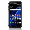 Eiroo Army Samsung Galaxy S7 Edge Ultra Koruma Yeşil Kılıf - Resim 7