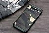 Eiroo Army Samsung Galaxy S8 Ultra Koruma Yeşil Kılıf - Resim 4