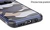 Eiroo Army Samsung Galaxy S8 Ultra Koruma Kahverengi Kılıf - Resim 1