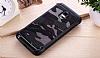 Eiroo Army Samsung N9000 Galaxy Note 3 Ultra Koruma Kahverengi Kılıf - Resim 1