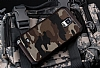 Eiroo Army Samsung N9000 Galaxy Note 3 Ultra Koruma Kahverengi Kılıf - Resim 2