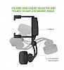 Eiroo Ayarlanabilir Araç Ayna Telefon Tutucu - Resim 3