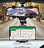 Eiroo Ayarlanabilir Araç Ayna Telefon Tutucu - Resim 1