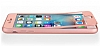 Eiroo Body Fit iPhone 6 Plus / 6S Plus 360 Derece Koruma Rose Gold Silikon Kılıf - Resim 3