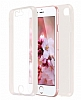 Eiroo Body Thin Samsung Galaxy S8 360 Derece Koruma Kırmızı Rubber Kılıf - Resim 2