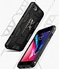 Eiroo Built iPhone SE 2020 Ultra Koruma Rose Gold Kılıf - Resim 1