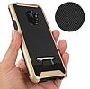 Eiroo Bumblebe Samsung Galaxy S9 Ultra Koruma Lacivert Kılıf - Resim 5