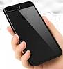 Eiroo Cam Hybrid iPhone 7 / 8 Kamera Korumalı Siyah Kenarlı Rubber Kılıf - Resim 3