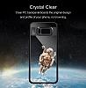 Eiroo Cam Hybrid Samsung Galaxy Note 8 Kamera Korumalı Siyah Kenarlı Rubber Kılıf - Resim 9