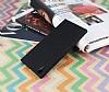 Eiroo Carbon Hybrid Sony Xperia XA1 Ultra Siyah Kenarlı Karbon Siyah Silikon Kılıf - Resim 2