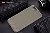 Eiroo Carbon Shield Asus Zenfone 4 Max ZC554KL Ultra Koruma Gri Kılıf - Resim 4