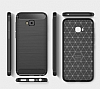 Eiroo Carbon Shield Asus ZenFone 4 Selfie ZD553KL Ultra Koruma Lacivert Kılıf - Resim 2