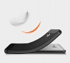 Eiroo Carbon Shield Asus ZenFone 4 Selfie ZD553KL Ultra Koruma Siyah Kılıf - Resim 5
