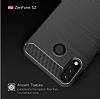 Eiroo Carbon Shield Asus ZenFone 5 ZE620KL Ultra Koruma Gri Kılıf - Resim 2