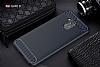 Eiroo Carbon Shield General Mobile GM 8 Ultra Koruma Siyah Kılıf - Resim 5