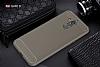 Eiroo Carbon Shield General Mobile GM 8 Ultra Koruma Dark Silver Kılıf - Resim 11