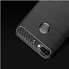 Eiroo Carbon Shield HTC Desire 12 Plus Ultra Koruma Dark Silver Kılıf - Resim 2