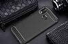 Eiroo Carbon Shield Huawei P20 Lite Ultra Koruma Siyah Kılıf - Resim 6