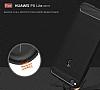 Eiroo Carbon Shield Huawei P9 Lite 2017 Ultra Koruma Lacivert Kılıf - Resim 5
