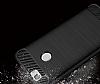 Eiroo Carbon Shield Huawei Nova Ultra Koruma Siyah Kılıf - Resim 4