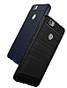 Eiroo Carbon Shield Huawei Nova Ultra Koruma Siyah Kılıf - Resim 2