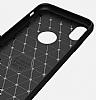 Eiroo Carbon Shield iPhone X Ultra Koruma Siyah Kılıf - Resim 2