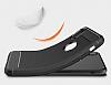 Eiroo Carbon Shield iPhone X Ultra Koruma Siyah Kılıf - Resim 4