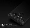 Eiroo Carbon Shield LG G6 Ultra Koruma Siyah Kılıf - Resim 7