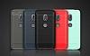 Eiroo Carbon Shield Motorola Moto G4 Ultra Koruma Siyah Kılıf - Resim 8