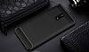 Eiroo Carbon Shield Nokia 6 Ultra Koruma Siyah Kılıf - Resim 5