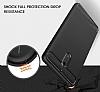 Eiroo Carbon Shield Nokia 6 Ultra Koruma Siyah Kılıf - Resim 9