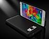Eiroo Carbon Shield Samsung Galaxy Grand Prime / Prime Plus Ultra Koruma Dark Silver Kılıf - Resim 6