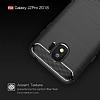 Eiroo Carbon Shield Samsung Grand Prime Pro J250F Ultra Koruma Siyah Kılıf - Resim 3