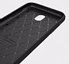 Eiroo Carbon Shield Samsung Galaxy J5 Pro 2017 Ultra Koruma Siyah Kılıf - Resim 1