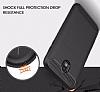 Eiroo Carbon Shield Samsung Galaxy J5 Pro 2017 Ultra Koruma Siyah Kılıf - Resim 4