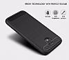 Eiroo Carbon Shield Samsung Galaxy J5 Pro 2017 Ultra Koruma Siyah Kılıf - Resim 3