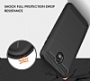 Eiroo Carbon Shield Samsung Galaxy J7 Pro 2017 Ultra Koruma Dark Silver Kılıf - Resim 7