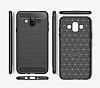 Eiroo Carbon Shield Samsung Galaxy J7 Duo Ultra Koruma Siyah Kılıf - Resim 1