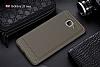 Eiroo Carbon Shield Samsung Galaxy J7 Max Ultra Koruma Dark Silver Kılıf - Resim 10