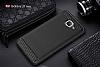 Eiroo Carbon Shield Samsung Galaxy J7 Max Ultra Koruma Siyah Kılıf - Resim 10