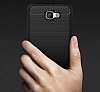 Eiroo Carbon Shield Samsung Galaxy J7 Prime Ultra Koruma Siyah Kılıf - Resim 3