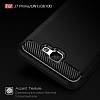 Eiroo Carbon Shield Samsung Galaxy J7 Prime Ultra Koruma Siyah Kılıf - Resim 2