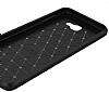 Eiroo Carbon Shield Samsung Galaxy J7 Prime Ultra Koruma Siyah Kılıf - Resim 5