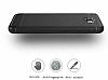 Eiroo Carbon Shield Samsung Galaxy J7 Prime Ultra Koruma Siyah Kılıf - Resim 6
