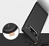 Eiroo Carbon Shield Samsung Galaxy Note 8 Ultra Koruma Siyah Kılıf - Resim 4