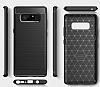 Eiroo Carbon Shield Samsung Galaxy Note 8 Ultra Koruma Siyah Kılıf - Resim 1