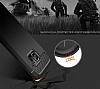 Eiroo Carbon Shield Samsung Galaxy S7 edge Ultra Koruma Siyah Kılıf - Resim 3