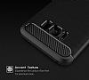 Eiroo Carbon Shield Samsung Galaxy S8 Plus Ultra Koruma Siyah Kılıf - Resim 1