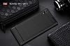 Eiroo Carbon Shield Sony Xperia XA1 Ultra Süper Koruma Siyah Kılıf - Resim 7